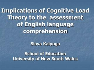 Cognitive studies of expertise:  knowledge base in LTM is central to cognitive processing