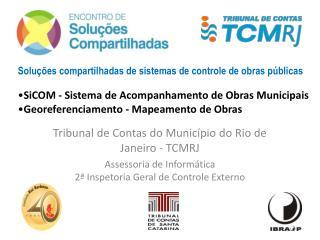 Tribunal de Contas do Município do Rio de Janeiro - TCMRJ