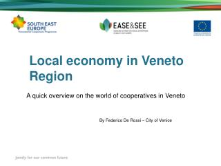 Local economy in Veneto Region