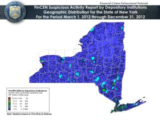 FinCEN Suspicious Activity Report by Depository Institutions