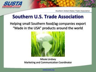 Southern U.S. Trade Association