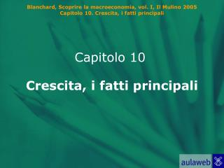 Capitolo 10