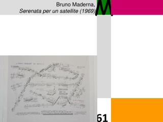 Bruno Maderna, Serenata per un satellite (1969)