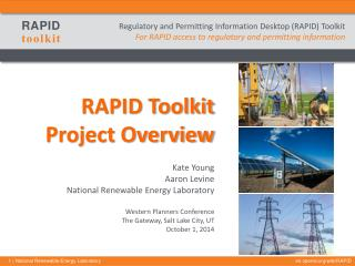 RAPID toolkit