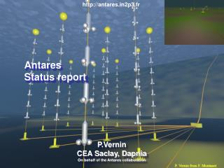 Antares Status report