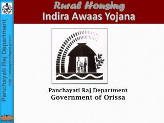 Panchayati Raj Department Government of Orissa