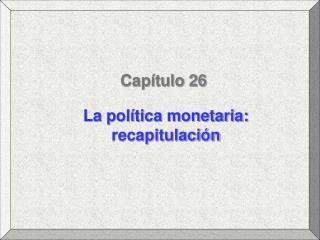 Capítulo 26