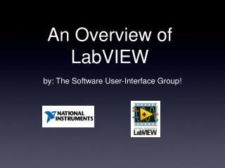 An Overview of LabVIEW