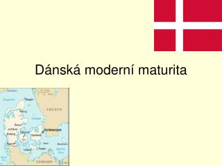 Dánská moderní maturita