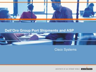 Dell'Oro Group Port Shipments and ASP