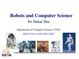 Robots and Computer Science