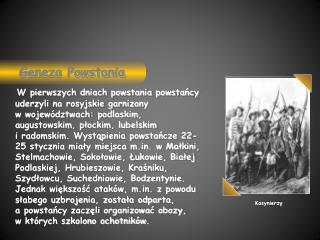 Geneza Powstania