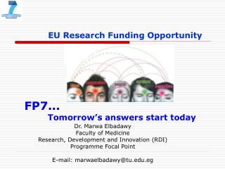 FP7... Tomorrow's answers start today