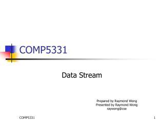 COMP5331