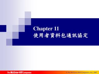 Chapter 11 ??????????