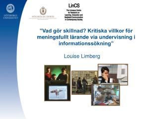 Louise Limberg