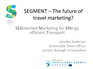 SEGMENT – The future of travel marketing?