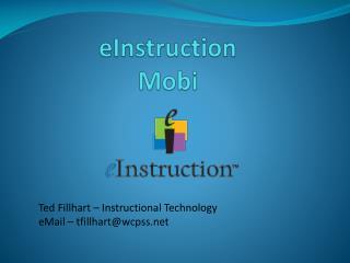 eInstruction Mobi
