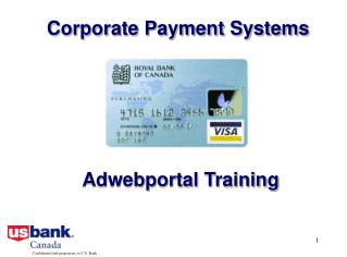 Corporate Payment Systems