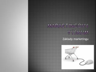 Marketingový výskum