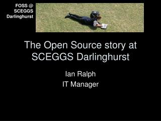 The Open Source story at SCEGGS Darlinghurst