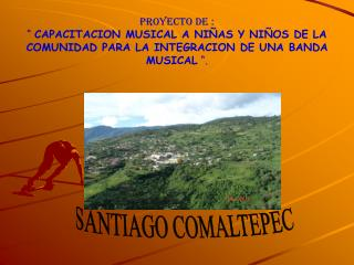 SANTIAGO COMALTEPEC
