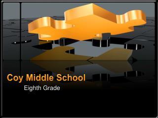Coy Middle School