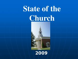 State of the Church