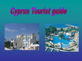 Cyprus Tourist guide