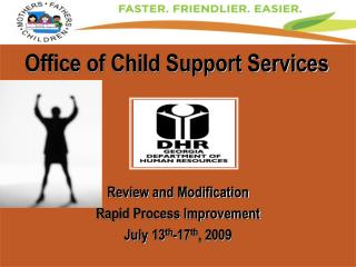 Office of Child Support Services