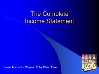 The Complete Income Statement