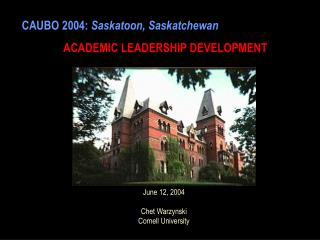 CUPA.Leadership Development Program.Cornell.2.27.03.Final