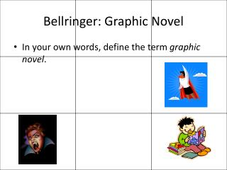 Bellringer: Graphic Novel