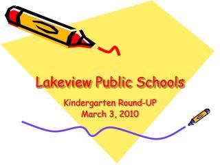 Lakeview Public Schools