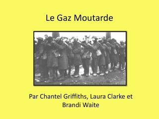 Le Gaz Moutarde