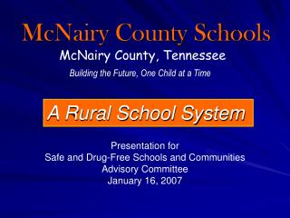 McNairy County Schools