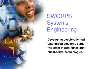 SWORPS Systems Engineering