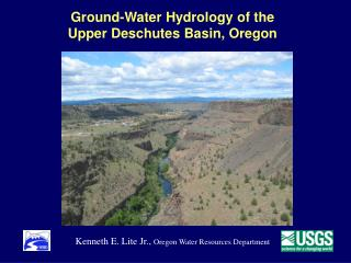 Ground-Water Hydrology of the  Upper Deschutes Basin, Oregon