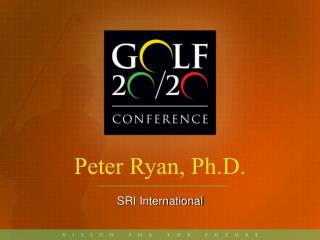 Peter Ryan, Ph.D.