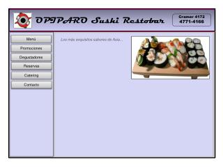 OPIPARO Sushi  Restobar