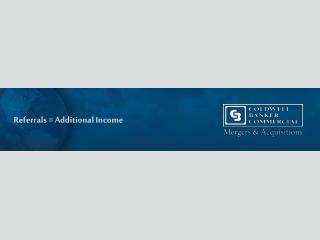 Referrals = Additional Income