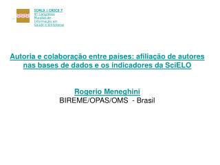 ICML9   CRICS 7 9º Congresso Mundial de Informação em Saúde e Bibliotecas
