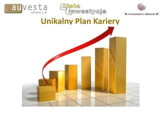 Unikalny Plan Kariery