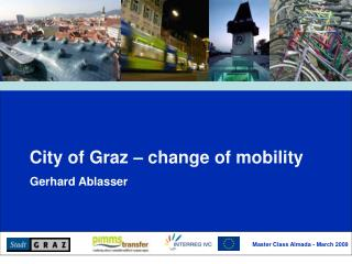 City of Graz – change of mobility