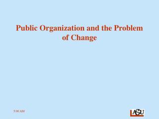 Arkansas State University slide presentation