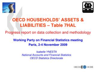 OECD HOUSEHOLDS� ASSETS & LIABILITIES � Table 7HAL