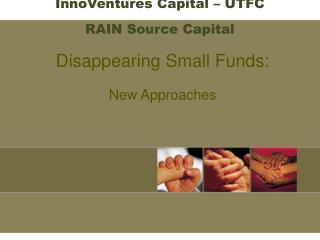 InnoVentures Capital – UTFC RAIN Source Capital