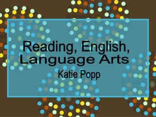 Reading, English,
