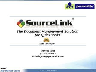 The Document Management Solution for QuickBooks
