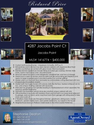 4287 Jacobs Point Ct